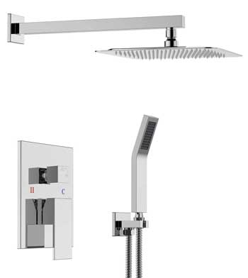 Wall Mounted Rain Shower System Pros And Cons